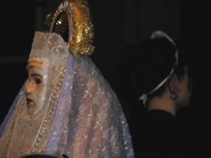 Madonna, Serve le Serve, La Terzaprattica